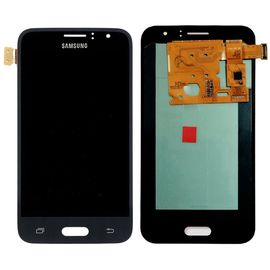 Модуль (сенсор и дисплей) Samsung GALAXY J1 2016 J120 / J120H / J120F / J120A / J120M черный (яркость регулируется), MSS08127 фото 1