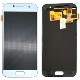 Модуль (сенсор и дисплей) Samsung A3 2017 / A320 голубой (яркость регулируется), MSS08142 фото 1