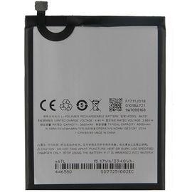 Батарея аккумулятор BA721 для Meizu M6 Note, BS12081 фото 1