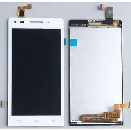 Модуль (тачскрин и дисплей) Huawei G6-U10 / P7 Mini / G6-L11 / G6-L22 / G6-L33 белый Hight Copy AAA, MSS11005HC фото 1