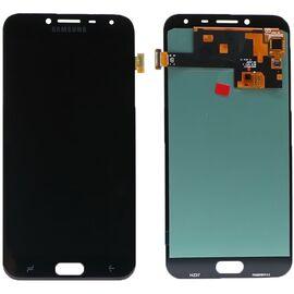 Модуль (сенсор и дисплей) Samsung J4 2018 / J400 черный Incell, MSS08234IN фото 1