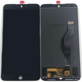 Модуль (тачскрин и дисплей) Meizu 15 Lite черный, MSS12001 фото 1