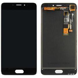 Модуль (тачскрин и дисплей) Meizu E / M3e / A680H черный, MSS12004 фото 1
