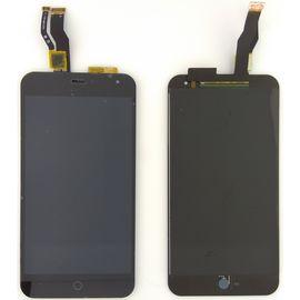 Модуль (тачскрин и дисплей) Meizu M1 / M1 Mini черный, MSS12009 фото 1