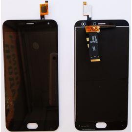 Модуль (тачскрин и дисплей) Meizu M2 / M2 Mini / M578H черный, MSS12011 фото 1