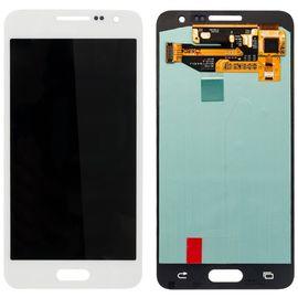 Модуль (сенсор и дисплей) Samsung A3 / A300 белый ORIGINAL, MSS08148 фото 1