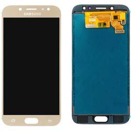Модуль (сенсор и дисплей) Samsung J7 2017 / J730 золотой Incell, MSS08248IN фото 1