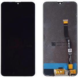 Дисплей (тачскрин и дисплей) Samsung M20 M205 / M205F черный ORIGINAL, MSS08290O фото 1