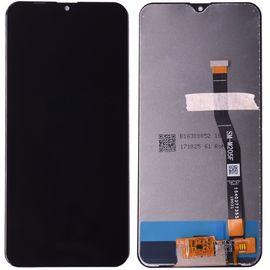 Дисплей (тачскрин и дисплей) Samsung M20 / M205 черный (яркость регулируется), MSS08290 фото 1