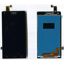 Модуль (тачскрин и дисплей) Huawei G6-U10 / P7 Mini / L11 / L22 / L33 черный Hight Copy AAA, MSS11006HC фото 1