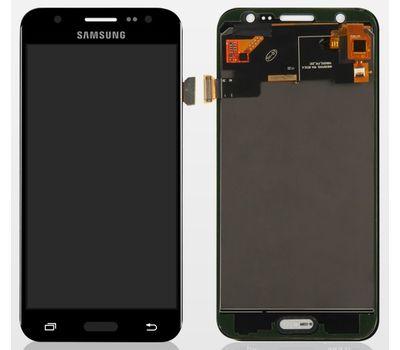 Модуль (сенсор и дисплей) Samsung Galaxy J5 J500 / J500F / J500H черный (яркость регулируется), фото 2