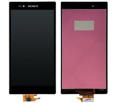 Модуль (сенсор и дисплей) Sony Xperia Z Ultra XL39h C6802 / C6806 / C6833 черный, фото 1