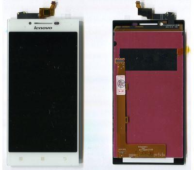 Модуль (сенсор и дисплей) Lenovo P70 белый ORIGINAL, фото 1