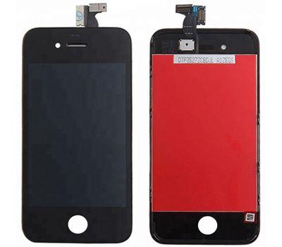 Модуль (сенсор и дисплей) iPhone 4 черный ORIGINAL, фото 1