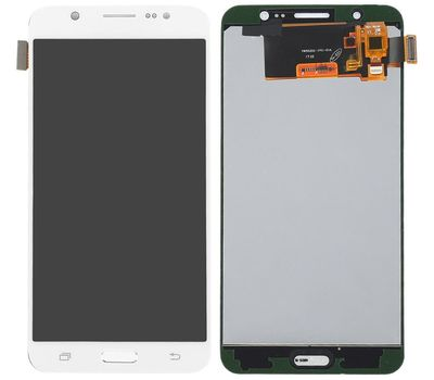 Модуль (сенсор и дисплей) Samsung Galaxy J3 2017 J330 / J330F / J330G / J330H белый (яркость не регулируется), фото 1