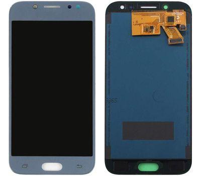 Модуль (сенсор и дисплей) Samsung Galaxy J5 2017 J530F TFT голубой (яркость регулируется), фото 2