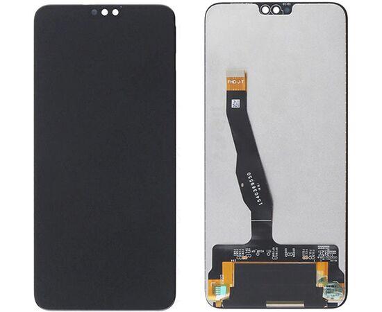 Модуль (тачскрин и дисплей) Huawei Honor 8X / View 10 Lite / JSN-L21 черный hight copy, MSS11058HC фото 1