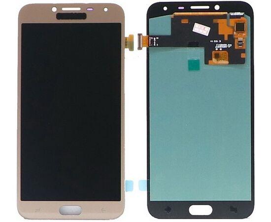 Модуль (сенсор и дисплей) Samsung J4 2018 / J400 золотой Incell, MSS08232IN фото 1