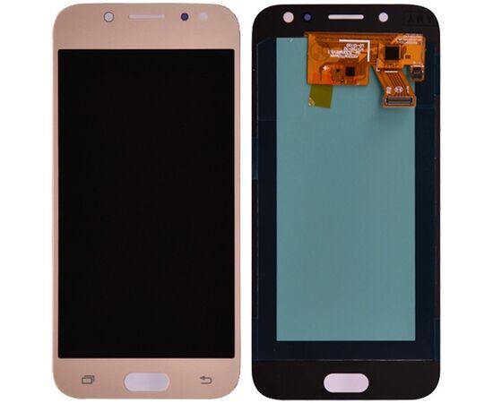 Модуль (сенсор и дисплей) Samsung Galaxy J5 2017 J530F золотой Incell, MSS08128gIN фото 1