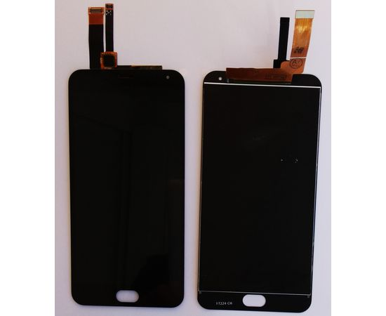 Модуль (тачскрин и дисплей) Meizu M2 Note черный, MSS12010 фото 2